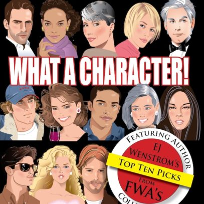 WhatACharacter_FrontCover-600px-407x407