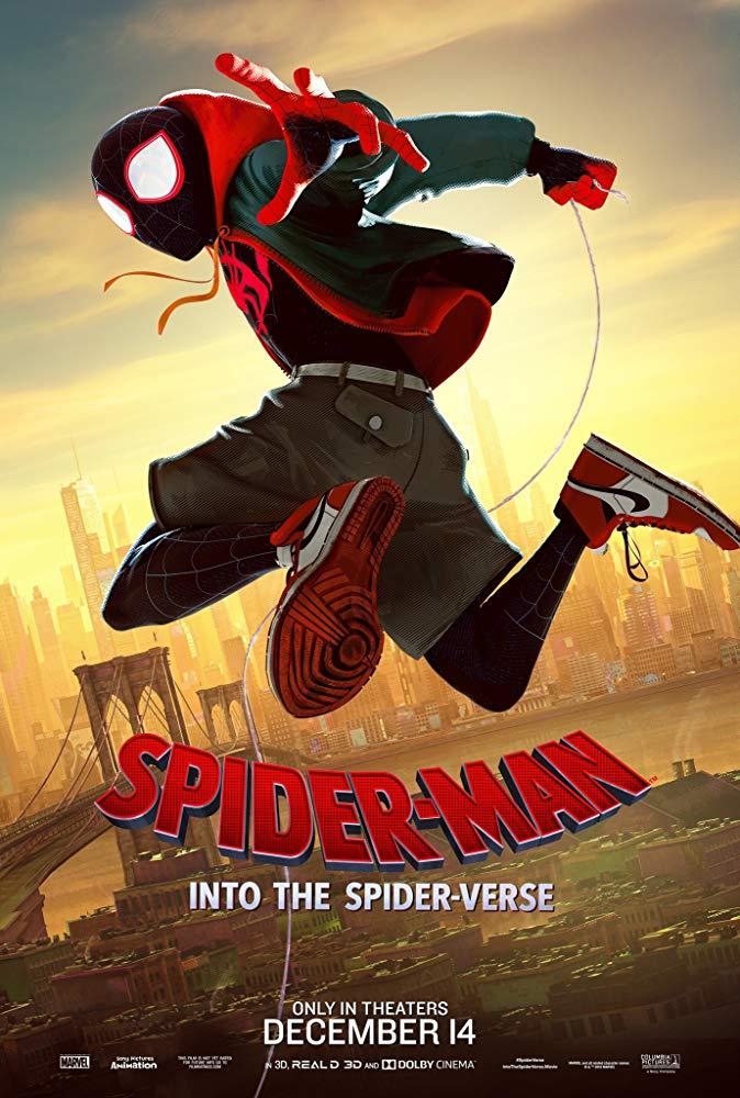 spider-man--into the spider-verse
