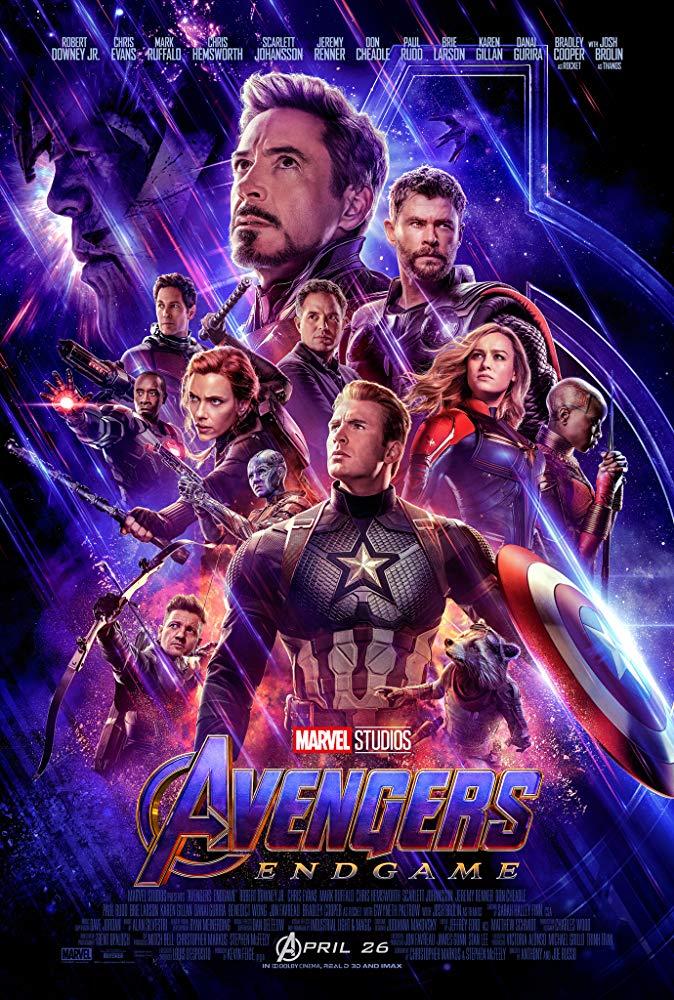 Avengers--Endgame