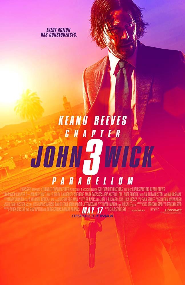 John Wick Chapter 3--Parabellum